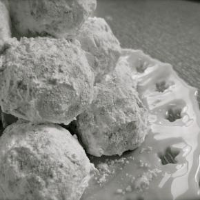 Mexican Wedding Cookies (gluten free, it just sohappens)