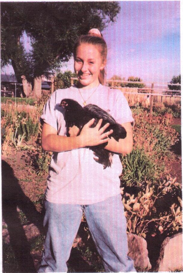 Little Jen w:chicken