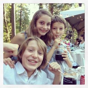 I love those kiddos.